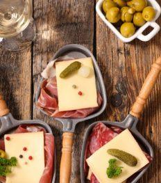 15 originele ideëen om raclette te pimpen