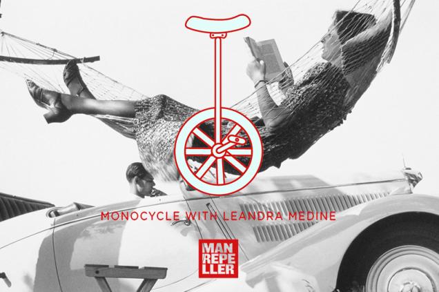 radio-podcast-monocycle-man-repeller