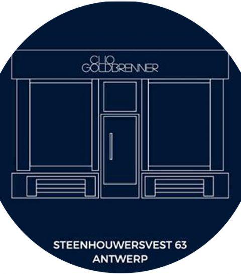 Clio Goldbrenner opent eerste flagship store
