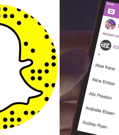 HOW TO: terugspoelen met Snapchat