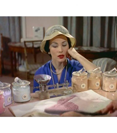 ZIEN: zo werd make-up in de jaren '50 gemaakt