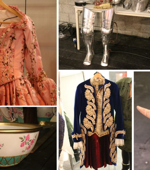ELLE Backstage: 7 dingen die je niet wist over Belle en het Beest