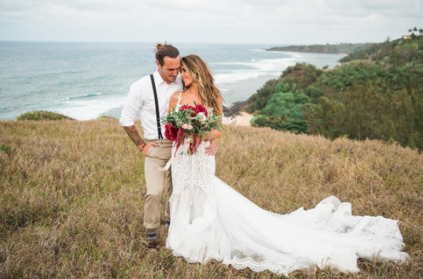 Audrina Patridge married getrouwd 2016