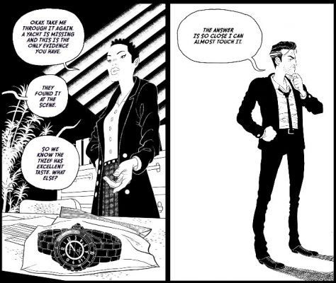 chanel-horloge-strip-comic