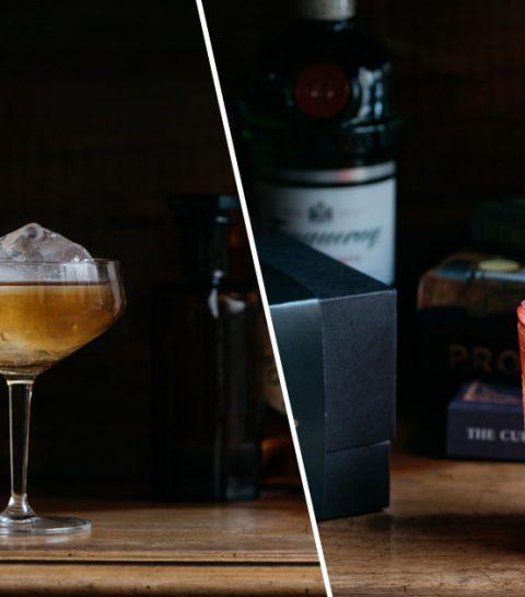 Nieuw: bestel je cocktails online