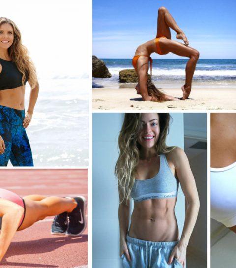 Dit zijn de 10 machtigste workout bloggers ter wereld