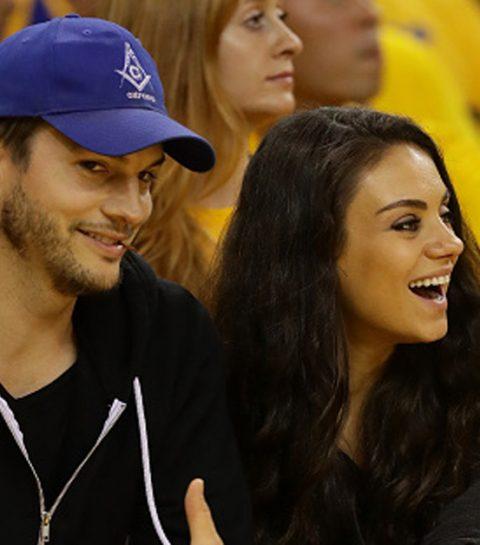 Mila Kunis en Ashton Kutcher verklappen naam zoontje