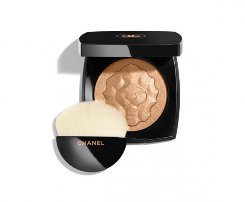 chanel le lion highlighter