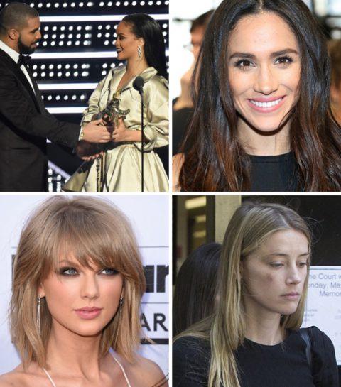 Top 10 grootste celeb schokkers van 2016