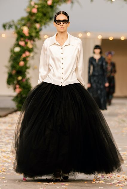 chanel defile haute couture spiring 2021