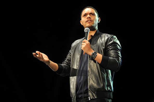 NEW YORK, NY - JUNE 26: Comedian Trevor Noah attends The Daily Show with Trevor Noah Stand-Up in the Park in Central Park on June 26, 2016 in New York City. (Photo by Brad Barket/Getty Images for Comedy Central)