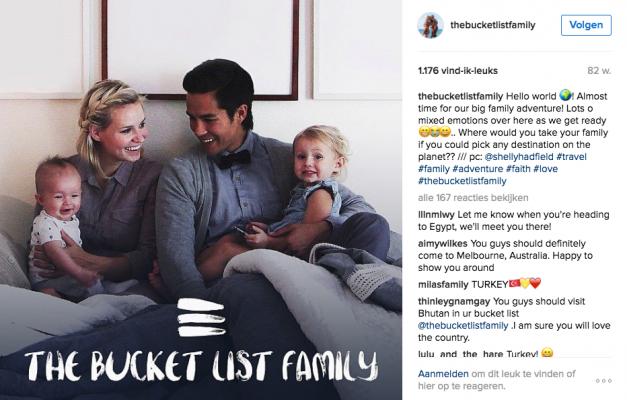 @thebucketlistfamily gee nilla dorsey settie travel goals instagram wereldreis met kinderen familie bestemmingen 1