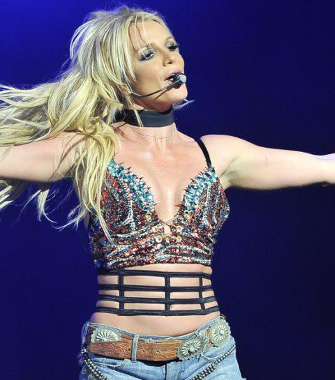 Zo komt Britney Spears aan haar strakke lijf