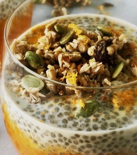 Detox ontbijt: Chiapudding