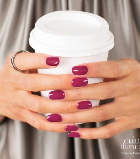 Hoe verzorgend kan nagellak zijn?