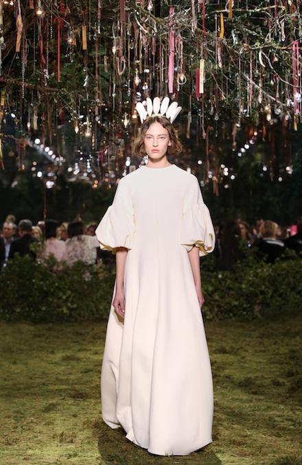 Paris Haute Couture betekenis Dior Maria Grazia Chiuri