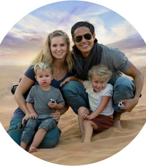 @thebucketlistfamily: dit is 's werelds meest succesvolle influencer familie