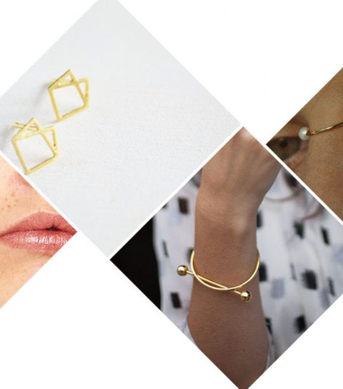 10 minimalistische juwelen om jezelf te verwennen