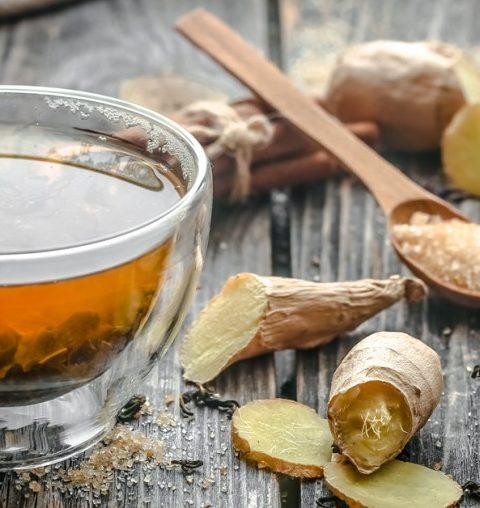 DIY: 5 gemakkelijke detox theetjes om niet ziek te worden