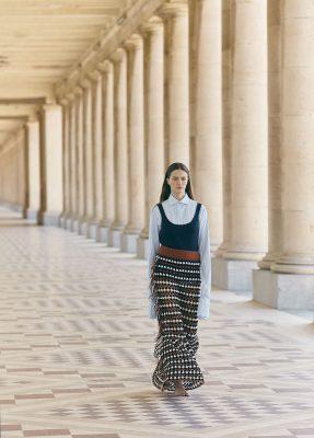 fashion kleding collectie Tuinch kasjmier
