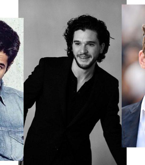 Top 10 mooiste mannen van 2016