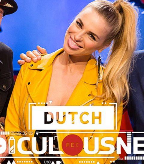 Kijk vanaf nu mee naar Dutch Ridiculousness