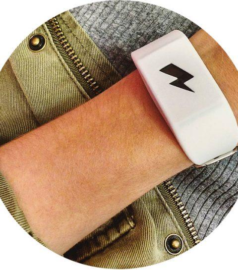 Geniaal: deze armband verbiedt je te shoppen