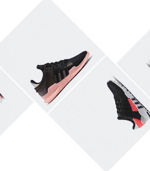 Hier is de nieuwe EQT sneaker