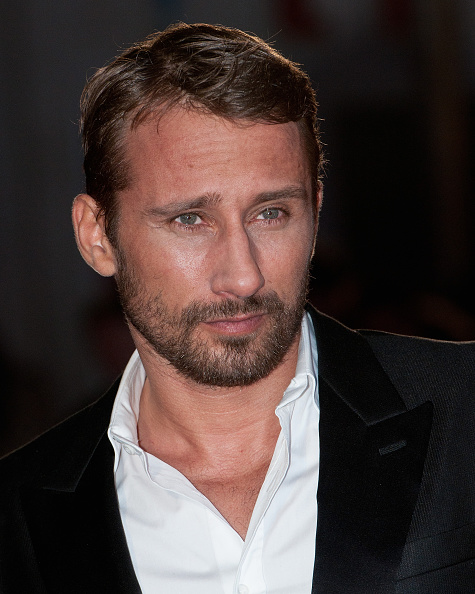 "Matthias Schoenaerts attends the UK Film Premiere of ""The Danish Girl"" on December 8, 2015 in London, United Kingdom. (Photo by Eamonn M. McCormack/Getty Images)"