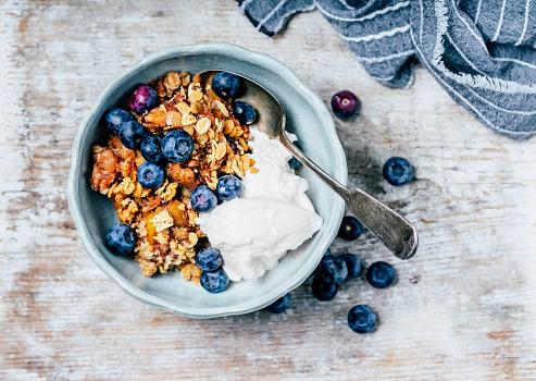 Dit is het eenvoudigste recept om zelf granola te maken - 1