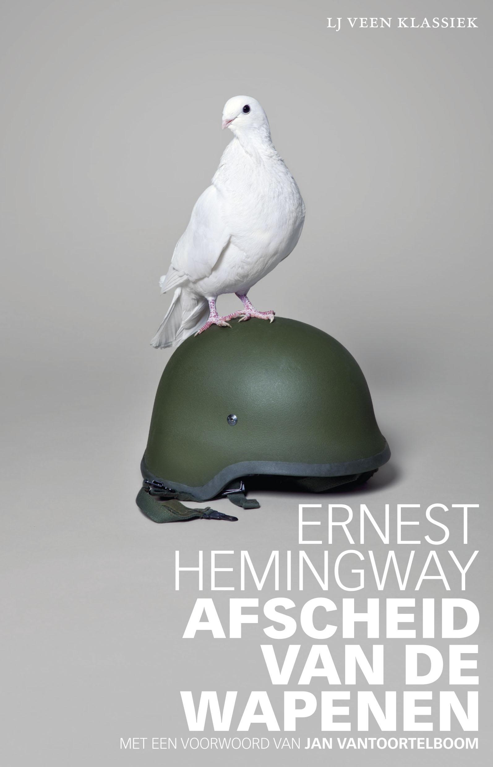 Hemingway, Afscheid van de wapenen