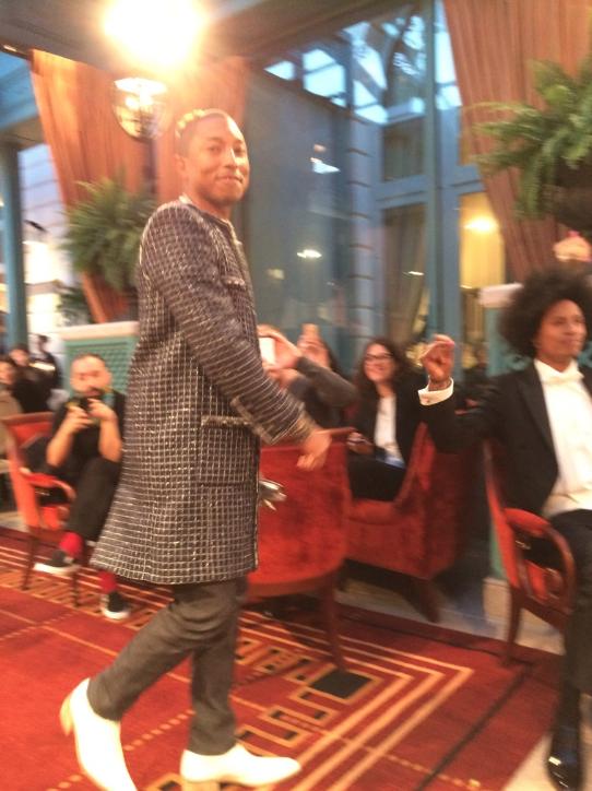 Chanel metiers d'art Paris Cosmopolite Ritz Willow Smith Pharrell Williams Lily-Rose Depp Cara Delevingne 13