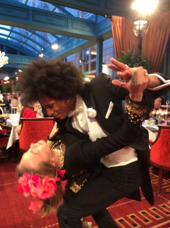 Chanel metiers d'art Paris Cosmopolite Ritz Willow Smith Pharrell Williams Lily-Rose Depp Cara Delevingne 17
