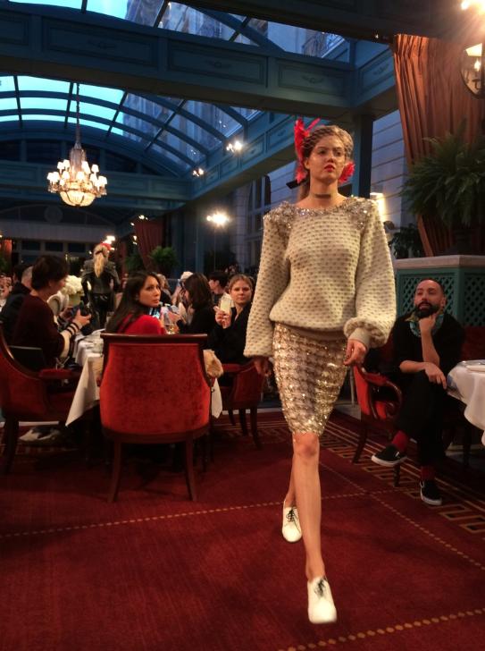 Chanel metiers d'art Paris Cosmopolite Ritz Willow Smith Pharrell Williams Lily-Rose Depp Cara Delevingne 18