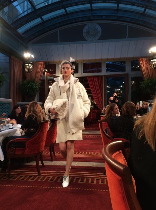 Chanel metiers d'art Paris Cosmopolite Ritz Willow Smith Pharrell Williams Lily-Rose Depp Cara Delevingne 21