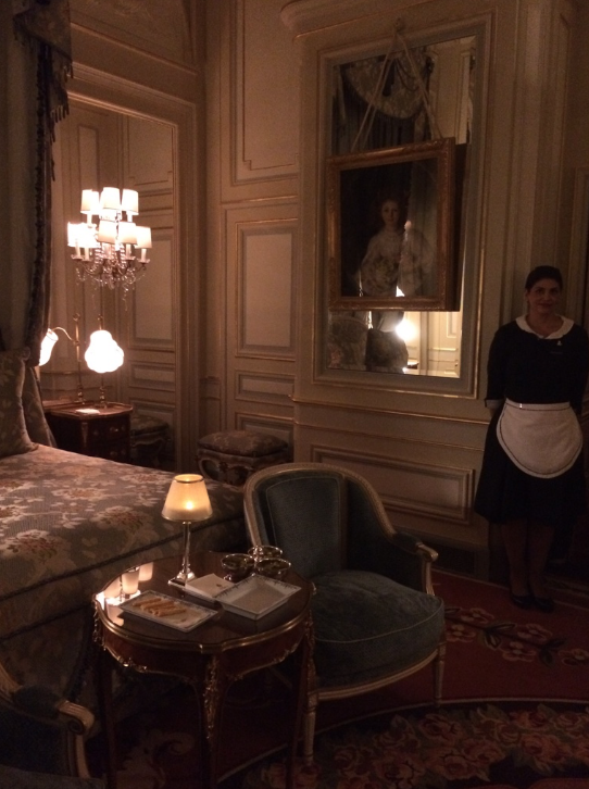 Chanel metiers d'art Paris Cosmopolite Ritz Willow Smith Pharrell Williams Lily-Rose Depp Cara Delevingne 3