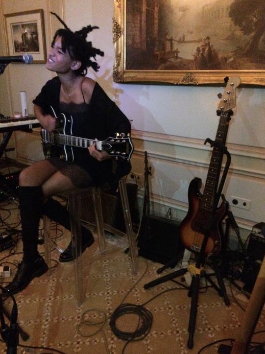 Chanel metiers d'art Paris Cosmopolite Ritz Willow Smith Pharrell Williams Lily-Rose Depp Cara Delevingne 6
