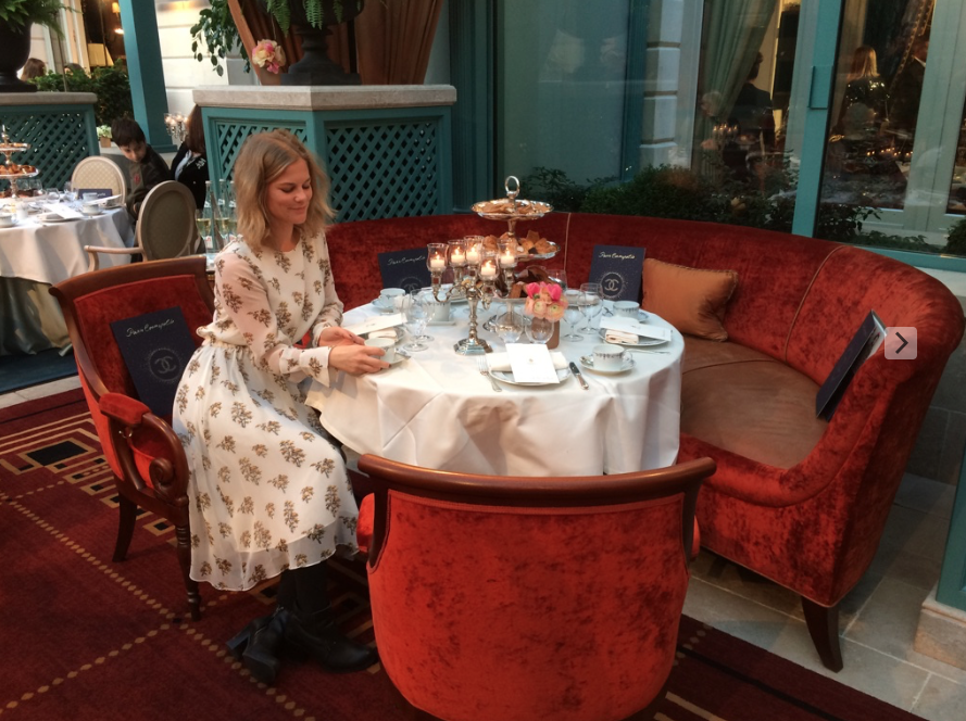 Chanel metiers d'art Paris Cosmopolite Ritz Willow Smith Pharrell Williams Lily-Rose Depp Cara Delevingne 9