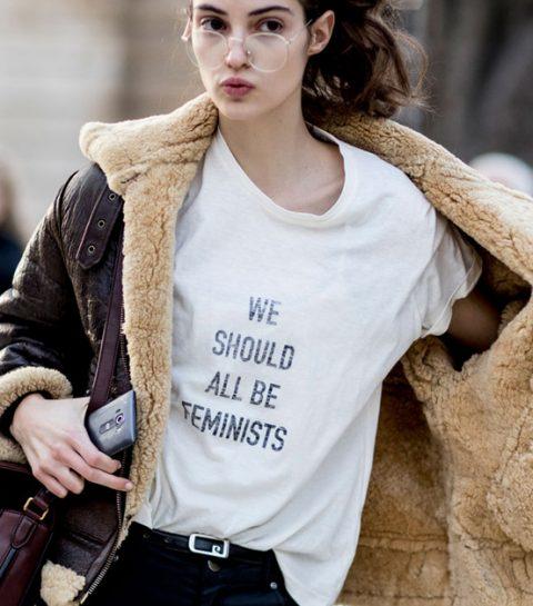 Zo draag je hét it-shirt van dit moment