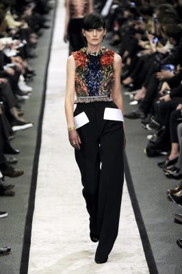 Ricardo Tisci, Givenchy, Parijs, fashion week, mode, catwalk