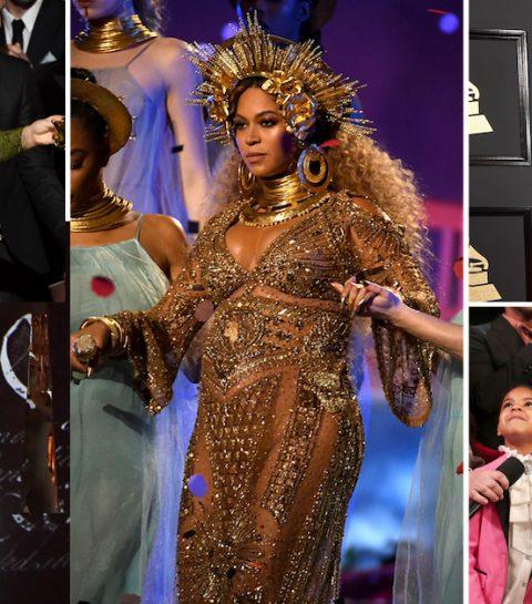 Grammy's 2017: dit waren de hoogte- en laagtepunten