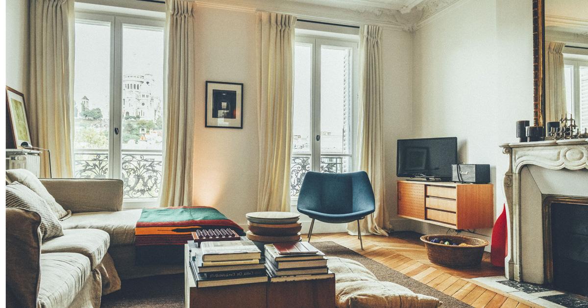 Dit vertelt niemand je over het leven in een klein appartement - Deco van het appartement ...