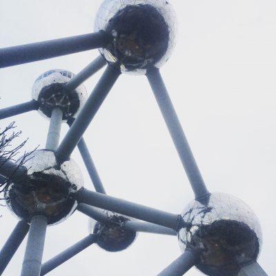 Making of modeshoot Atomium
