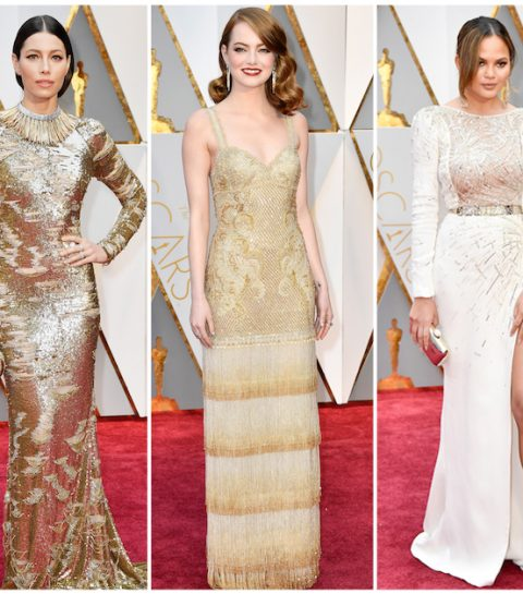 Oscars 2017: dit zijn alle rode loper looks