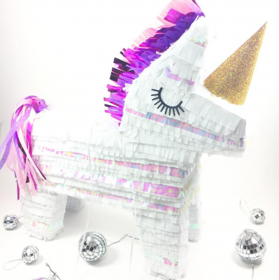 unicorn themed party