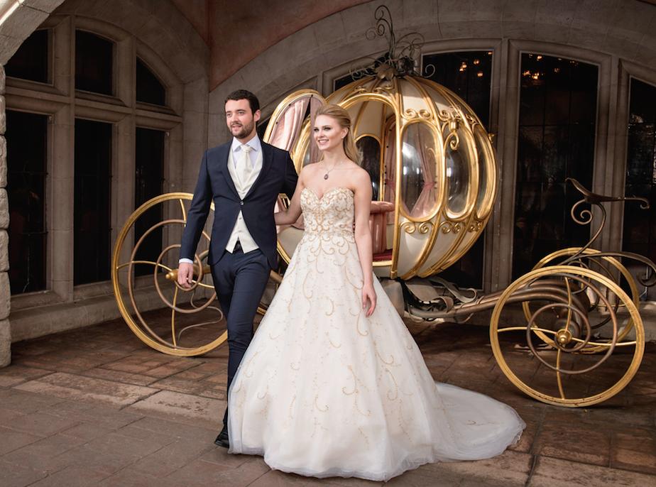 disneyland parijs trouwen