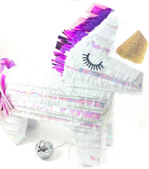 Zo geef je een unicorn themed party
