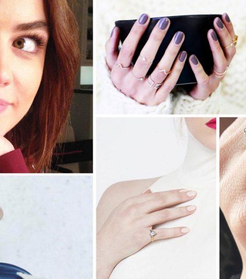 Daarom moet ook jij een anti engagement ring dragen