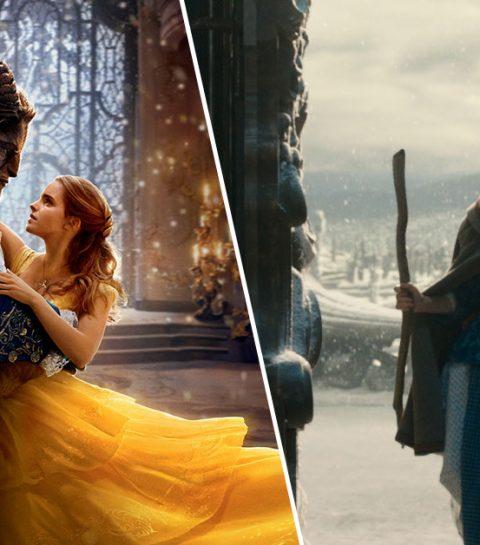 WATCH: gloednieuwe trailer van 'Beauty and the beast'