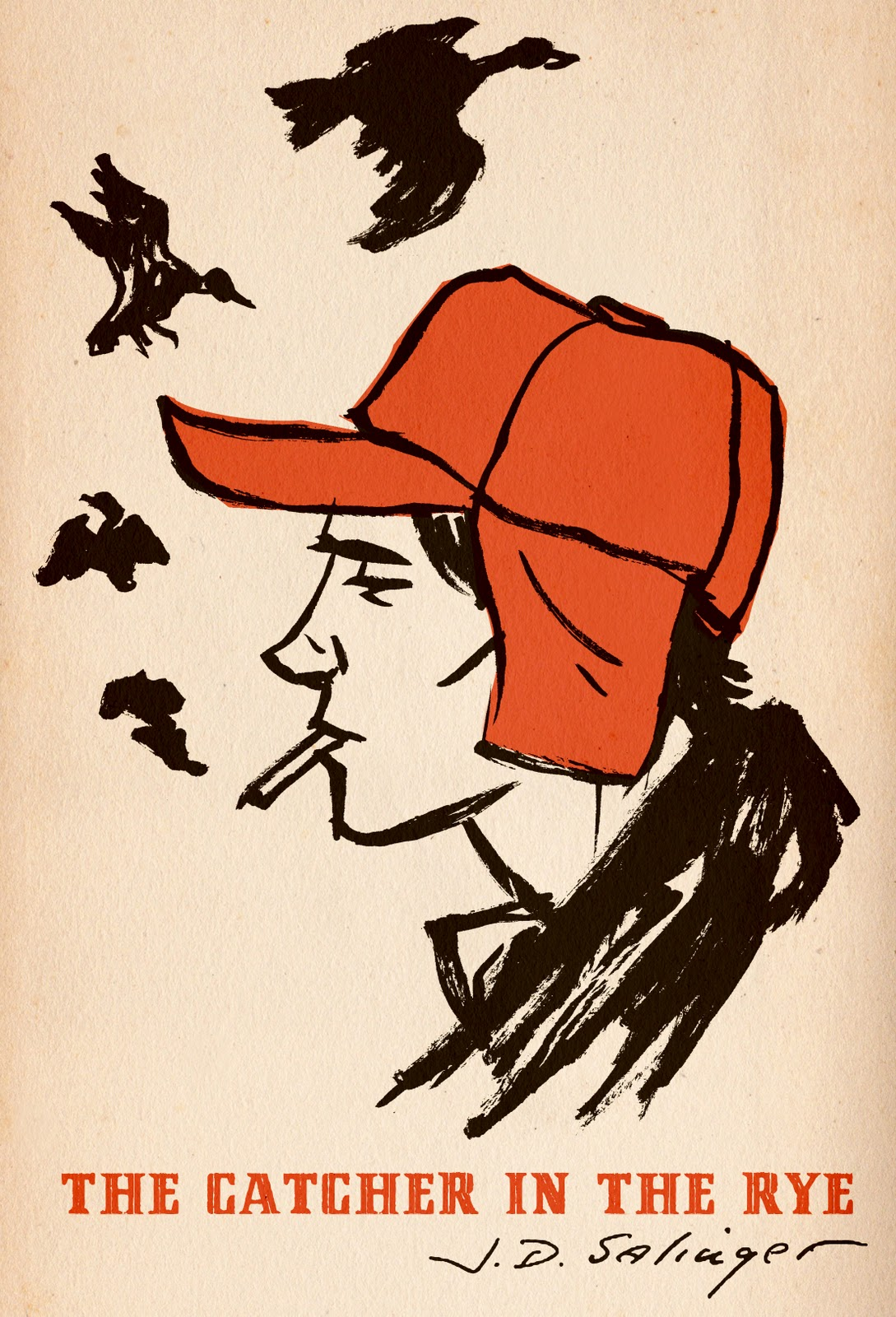 Catcher in the Rye, JD Salinger